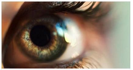 verità degli occhi verdi